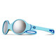 Julbo Baby 2-4Y Loop Spectron 4 Sunglasses Sky Blue/Yellow/Blue-Gray Flash Silver
